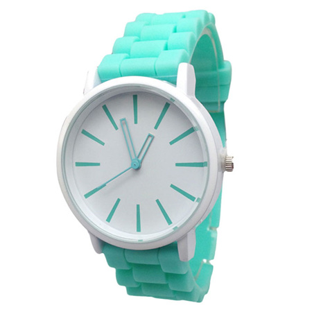 Silicone Adults Watch - MINT