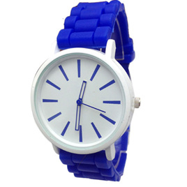 Silicone Adults Watch - Royal Blue