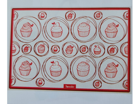 Silicone Biscuit Sheet Baking Tray 40x15cm