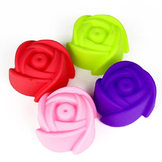 SILICONE MOULD - 7CM ROSE
