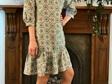 Silk Paris Dress