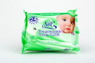 Silk Travel Pack Wipes Bio 24S