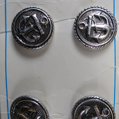 Anchor pattern buttons
