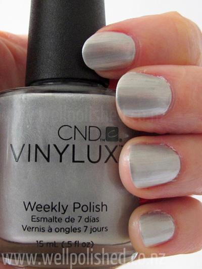 Silver Chrome Vinylux
