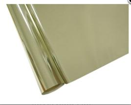 Silver/Gold Foil