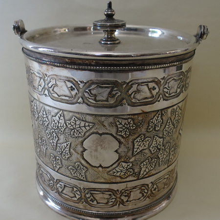 SILVER PLATE AND OTHER METALS