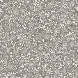 Silver Snowflakes 2130