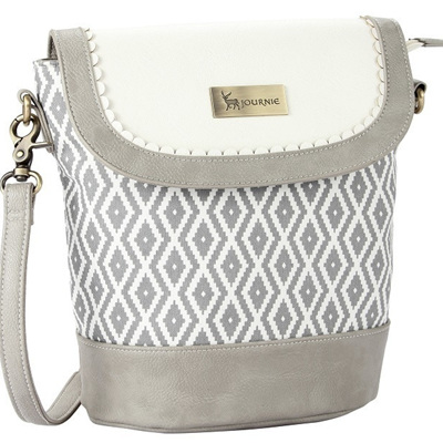Silver Wishes Cross Body