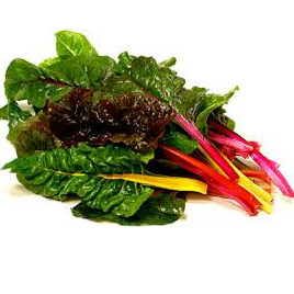 Silverbeet Certified Organic Approx 100g
