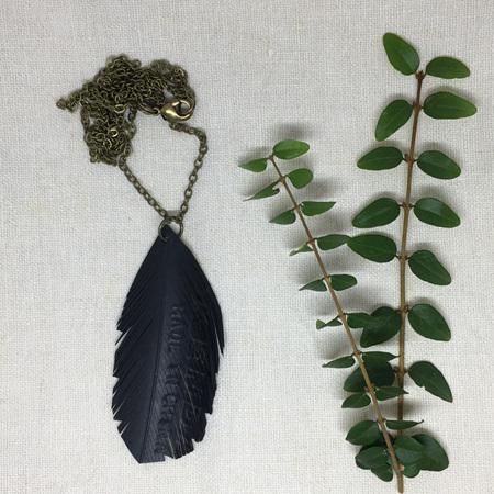 Silvereye Necklace