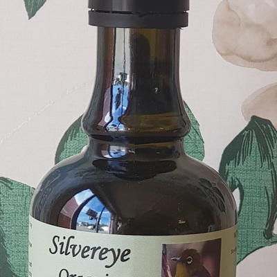 Silvereye Organic Extra Virgin Olive Oil Barnea 250ml