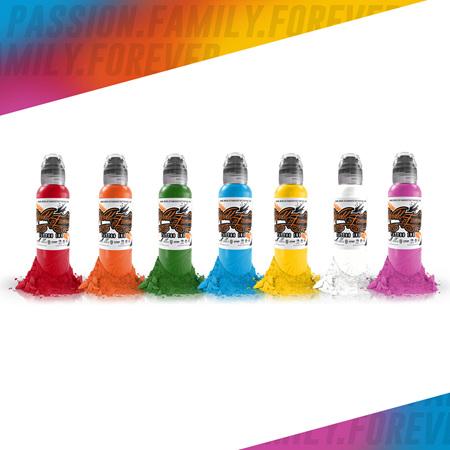 Simple Color Set - 7x0.5oz