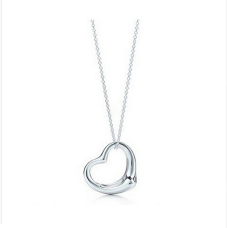 Simple Love Heart Necklace