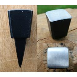 Simple Peening Anvil
