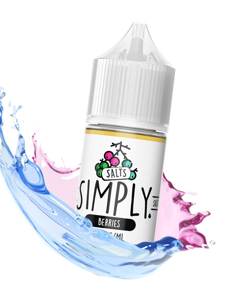 Simply Salts - Berries - 30ml - e-Liquid