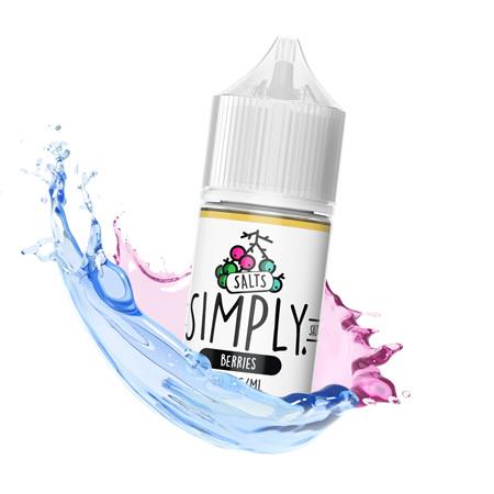 Simply Salts - Berries - 30ml - e-Liquid