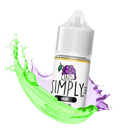 Simply Salts - Grape - 30ml - e-Liquid