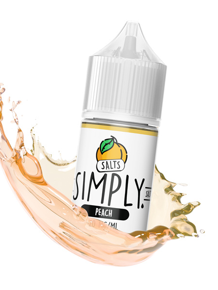 Simply Salts - Peach - 30ml - e-Liquid
