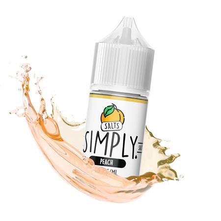 Simply Salts - Peach - 30ml - e-Liquid