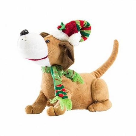 Singing & rocking dog