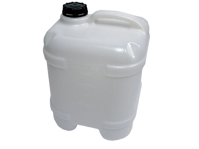 Single 20L Water canister + Aquatabs
