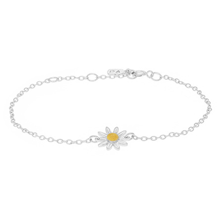Single Daisy Bracelet