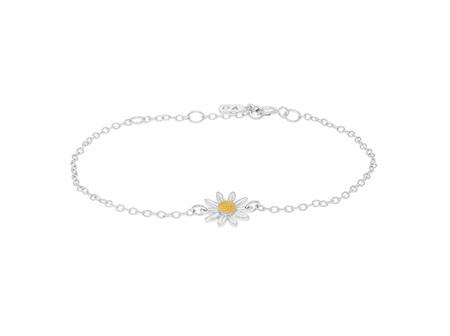 Single Daisy Bracelet