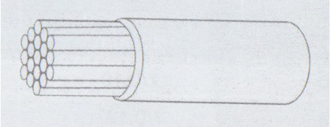 single wall type 55 wire