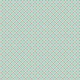 Sisters Quilt Mint PC19037