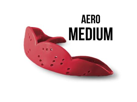 SISU Aero Medium - Intense Red