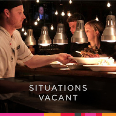 Situations Vacant