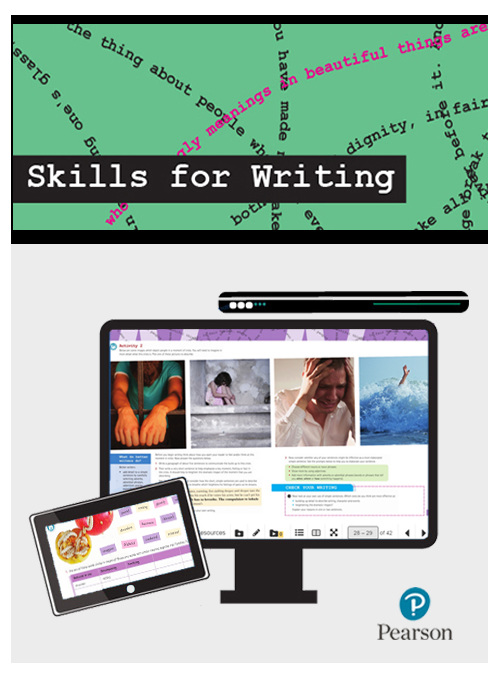 Skills for Writing ActiveLearn Digital Service