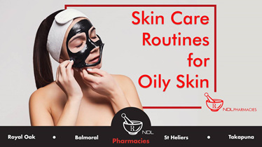 Skin Care Routines for oily skin