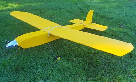 Skinny Bee 48' 29 - 45 Size Laser Cut Wood Kit