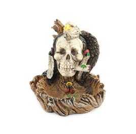 Skull & Eagle Ashtray/Display Tray