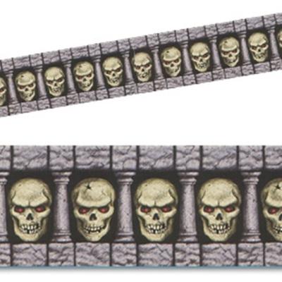 Skulls - Border Roll