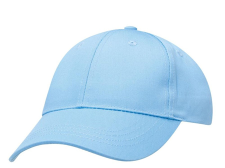 Sky Blue Kids Cap