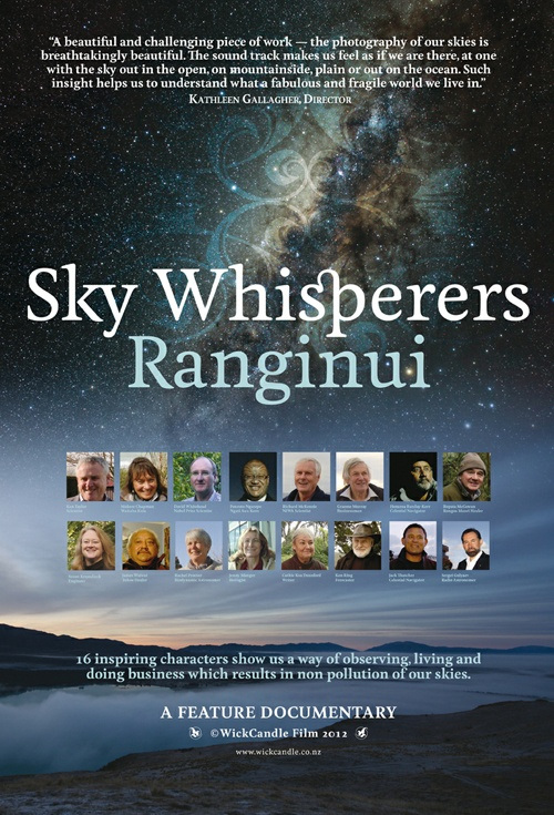 Sky Whisperers Ranginui