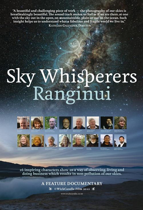 Sky Whisperers Ranginui DVD