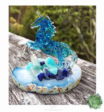 Skye Heart Unicorn