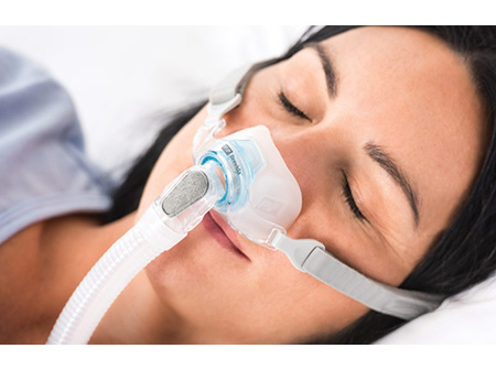 Sleep Apnoea (CPAP)