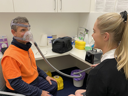 Sleep Apnoea (CPAP) equipment