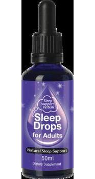 Sleep Drops Sleepdrops For Adults 30ml