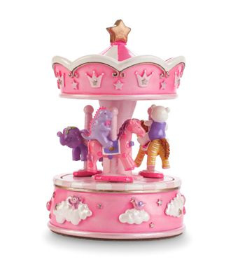 Sleepytime Dreams Musical Carousel