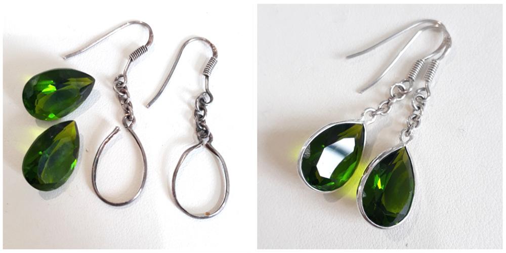 Simple Silver Jewellery Repairs
