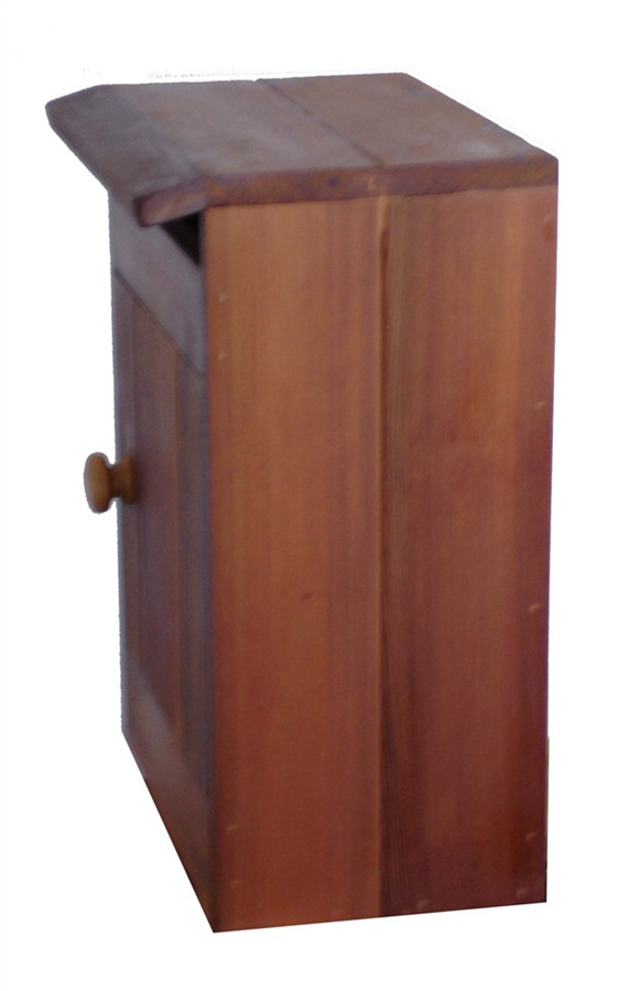 Slim Design Wall/Fence Mounted Letterbox