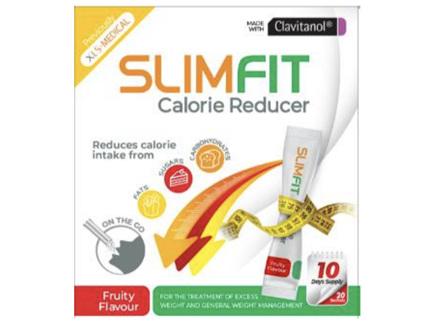 SLIMFIT Calorie Reducer 20 Sachets Fruity