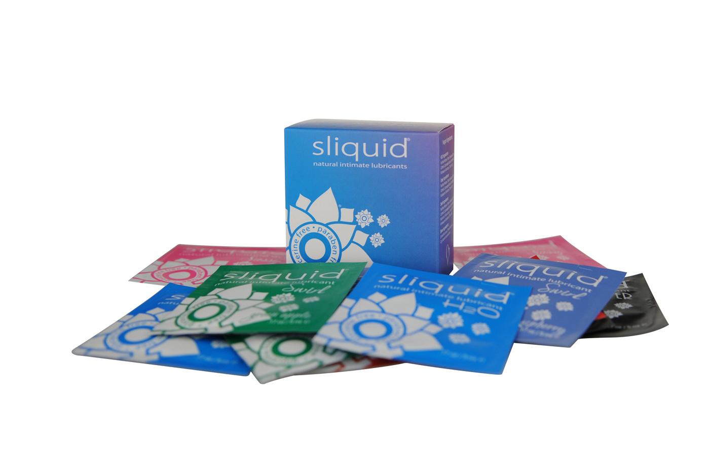 Sliquid Naturals Lube Cube - $25