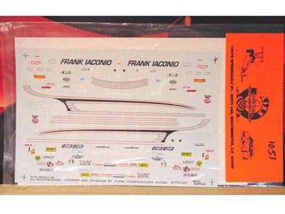 Slixx 1051 Frank Iaconio Pro Stock Oldsmobile