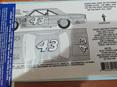 Slixx #43 Petty Plymouth Decals (SLX6743)